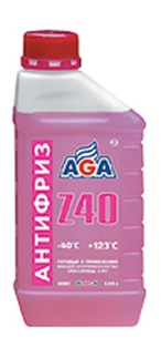Антифриз AGA Z -40