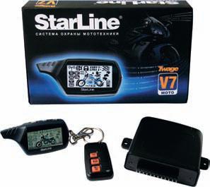 инструкция starline moto v7
