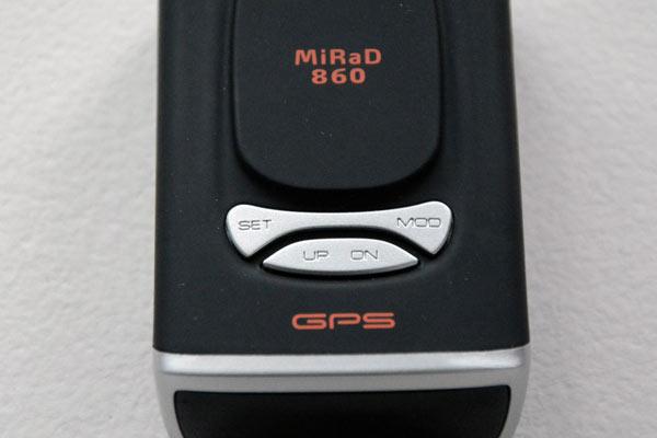 Тест и видеообзор радар-детектора (антирадара) Mio MiRad 860