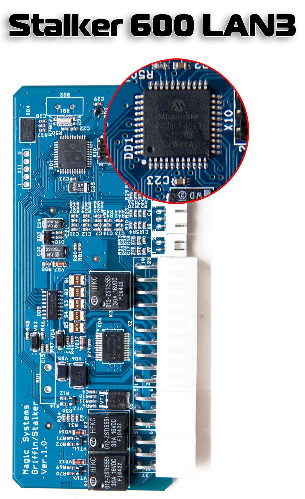 Процессор автосигнализации