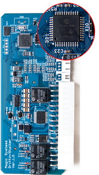 Процессор автосигнализации Stalker NB 600