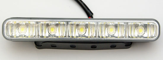 XENITE LC-1016 SF – дневные ходовые огни (DRL), тест