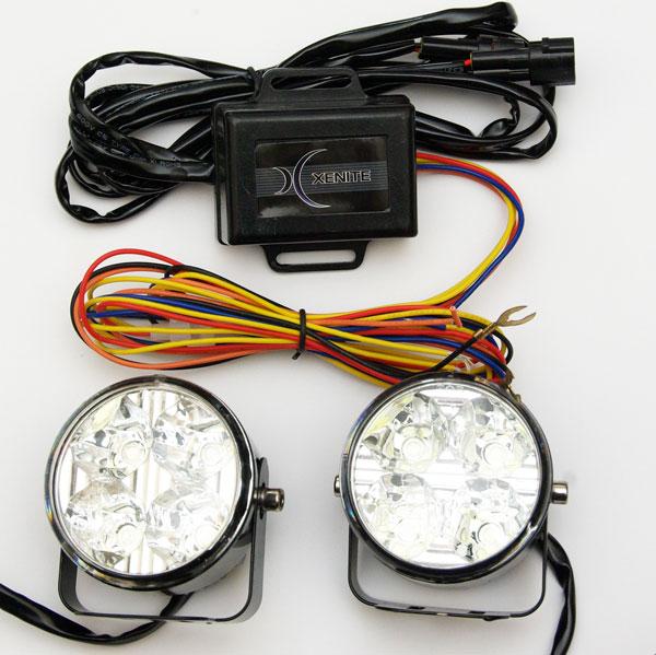 Дневные ходовые огни (ДХО) XENITE LC-807 SD, комплектация