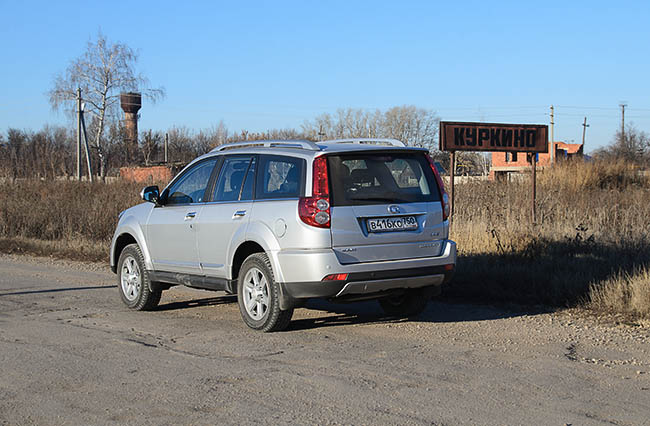 Great Wall H3 NEW в Куркино