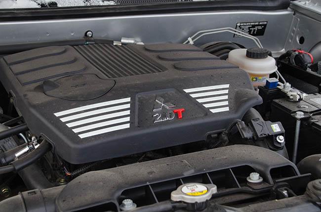 Двигатель Great Wall H3 NEW Turbo Mitsubishi