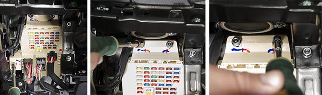 блок предохранителей Hyundai i40