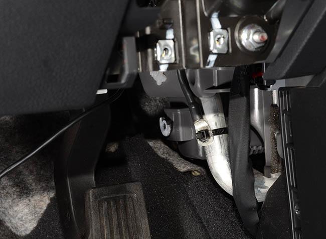 Датчик температуры двигателя на Hyundai i40