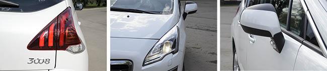 Тест-драйв обновленного Peugeot 3008