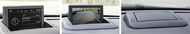 Мультимедийная система Peugeot 3008