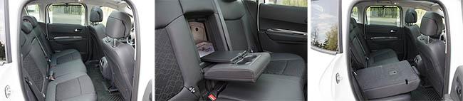 Салон обновленного Peugeot 3008
