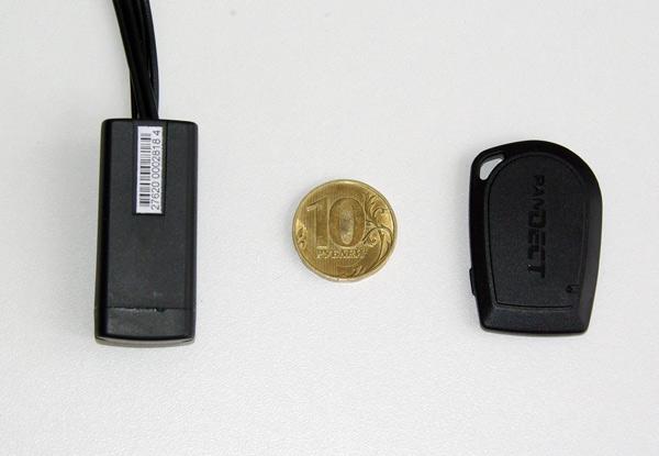Тестируем поисковый маяк / треккер, иммобилайзер - Pandora NAV-05