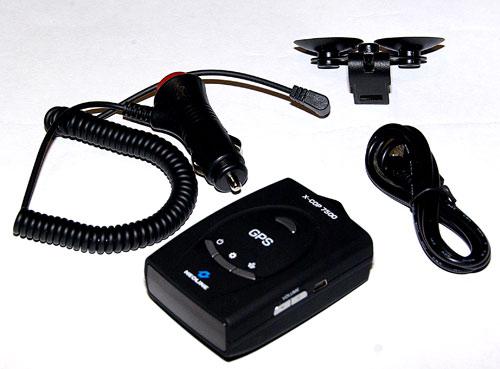 Neoline X-COP 7500 - радар детектор (антирадар) со встроенным GPS приемником