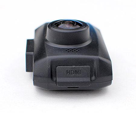 С левой  стороны корпуса Neoline Ringo находится разъем  micro HDMI.