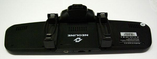 Автомобильные салонное зеркало Neoline G-Tech X13 со встроенным видеорегистратором, тест