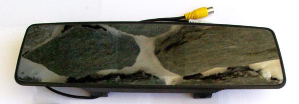 Parkcity RS-T35RC1 – салонное зеркало с монитором, тест