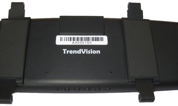 Тестируем панорамное зеркало с видеорегистратором TrendVision TV-103