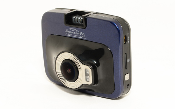 Тестирование автомобильного двухканального Full HD видеорегистратора Видеосвидетель 5410 FHD 2CH