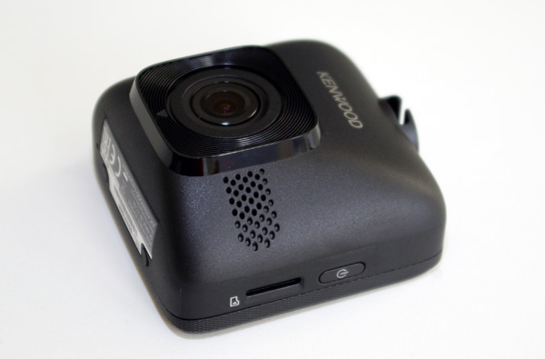 KENWOOD KCA-DR300 – автомобильный Full HD видеорегистратор с GPS-приемником, тест