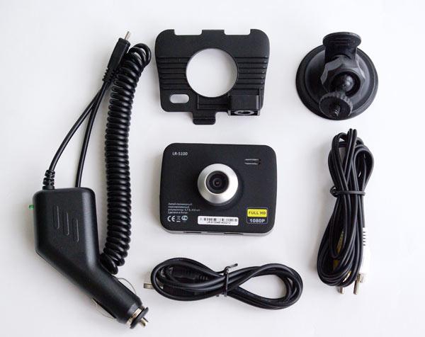 Тестируем автомобильный Full HD видеорегистратор Lexand LR-5100