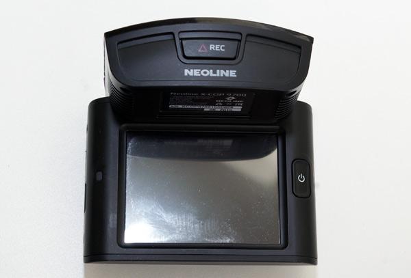 ��������� ������������� ���������������� � �����-���������� - NEOLINE X-COP 9700