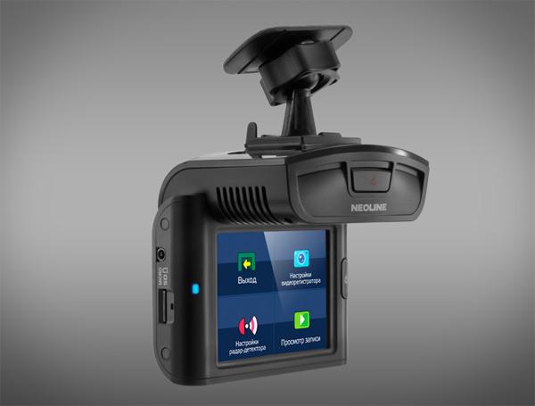 Тестируем автомобильный видеорегистратор с радар-дететкором - NEOLINE X-COP 9700