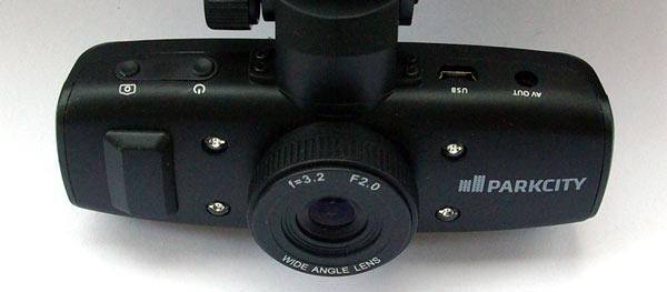 Тестируем автомобильный Full HD видеорегистратор PARKCITY DVR HD 350