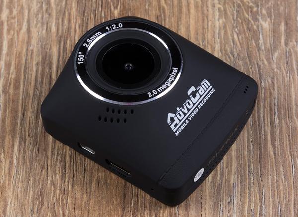 Тест -обзор не дорогого автомобильного видеорегистратора AdvoCam-FD One. Максимум за минимум