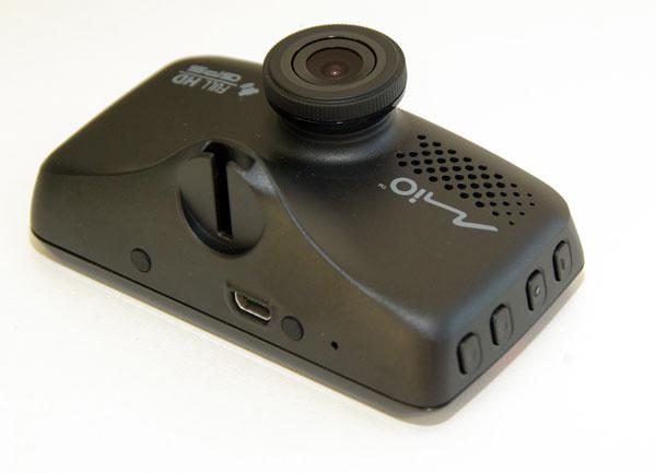 Mio MiVue 678 – автомобильный Full HD видеорегистратор с GPS-приемником, тест