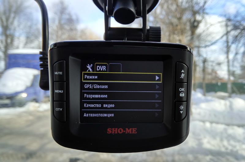 SHO-ME Combo 5 A7 – автомобильный Super Full HD видеорегистратор совмещенный с радар-детектором и GPS / ГЛОНАСС приемником, тест