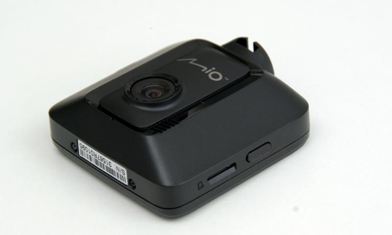 Mio MiVue C315 – автомобильный Full HD видеорегистратор, тест