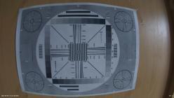 Запись испытательной таблицы сделанная видеорегистратором BlackSys CF-100 GPS 2CH.
