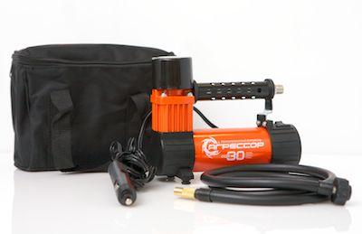 Агрессор AGR-30 – автомобильный компрессор, тест