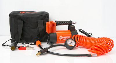 Агрессор AGR-35 – автомобильный компрессор, тест