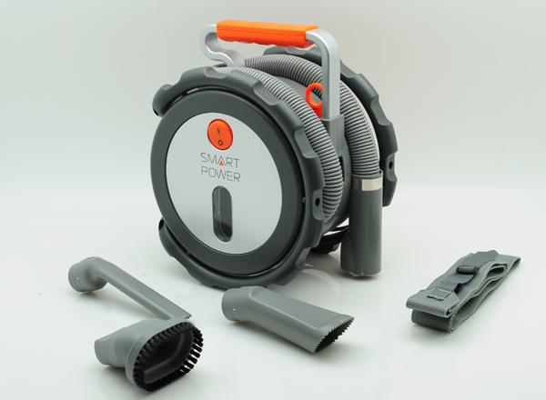 BERKUT Smart Power SVC-800 — автомобильный пылесос (автопылесос), тест