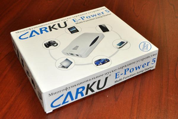 Тестируем пуско-зарядное устройство Carku E-Power 5