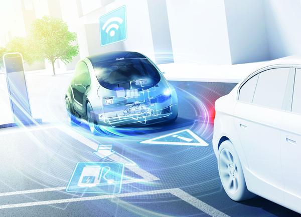 Интеллектуальные технологии Bosch