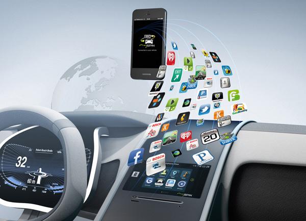 Bosch представил на IAA технологии будущего