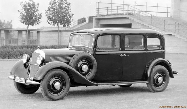 Первым в мире дизельным легковым автомобилем в 1936 г. стал Mercedes 260 D, оснащавшийся насосом Bosch для впрыска топлива.