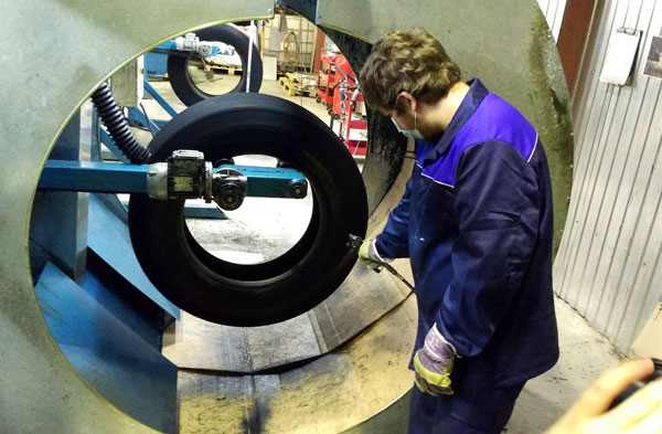 Рассказываем, как производят шины Goodyear Next Tread