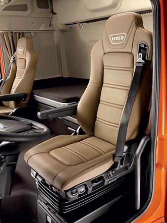 Новая кабина магистрального тягача Iveco Stralis Hi-Way