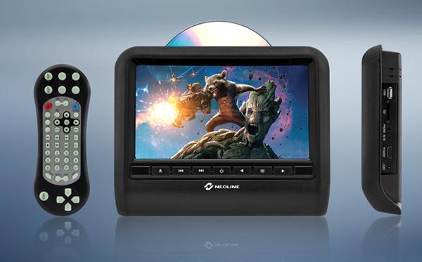 NEOLINE Cinema HD – новый навесной монитор