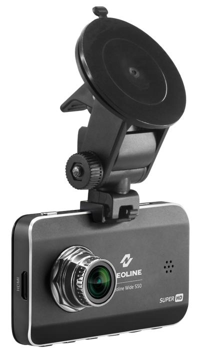 Новинка, видеорегистратор Neoline Wide S50, снимает в Super HD
