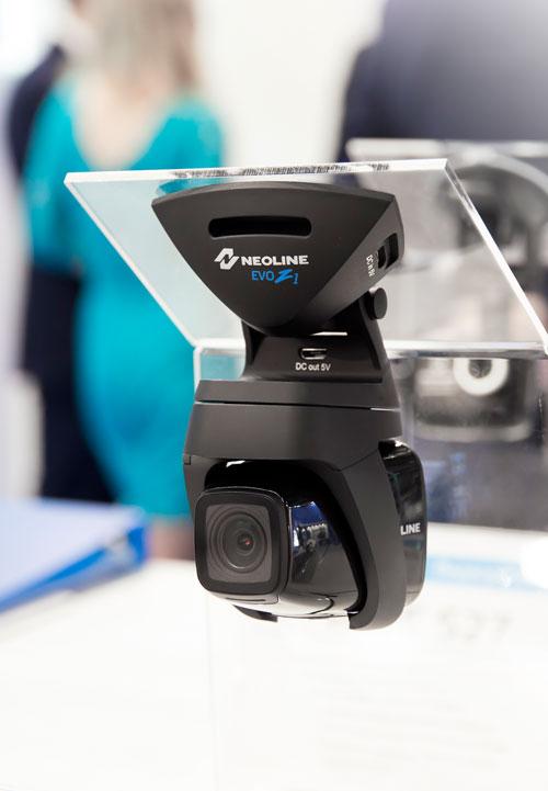 Интервью руководителя отдела закупок компании NEOLINE Максима Колдаева рассказывающее о новинках видеорегистраторов, радар-детекторов и гибридов представленных на выставке «Интеравто 2016».