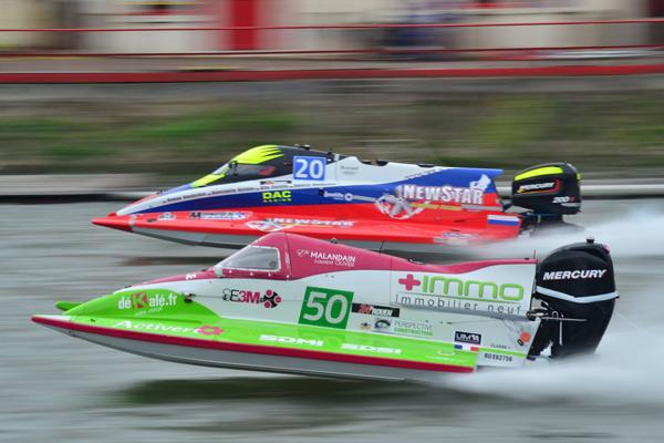 Гоночная команда «New Star racing team» завершила сезон 2015 года