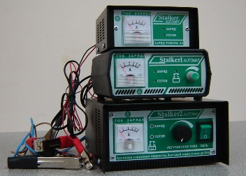 схема зарядное устройство 1 2