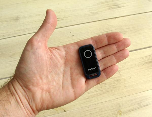 Метка от нового комплекса StarLine X96 герметична и работает по протоколу Bluetooth Smart отличающемуся низким энергопотреблением.