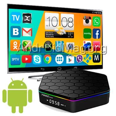Android TV приставки для автомобилей: основные функции