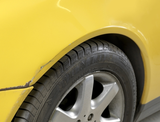 Устранение ржавчины на кузове авто своими руками