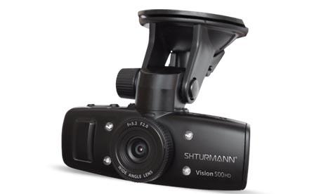 Автомобильный видеорегистратор Shturmann Vision 500HD