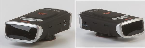 Обзор радар-детекторов (антирадаров) Mio. Модели: MiRaD 860 и MiRaD 800